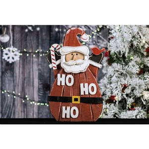 Hi-Line Gift 28.74-in H Christmas Characters Statue Greeter