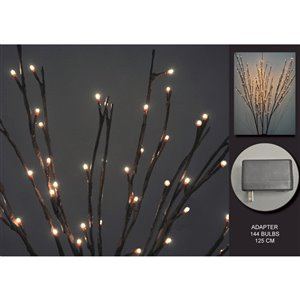 Hi-Line Gift 50-in H Accent Lamp Light