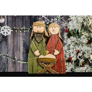 Hi-Line Gift 25.5-in H Nativity Statue Greeter
