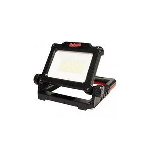 RedTools Cordless 60 LED Work Light - Black