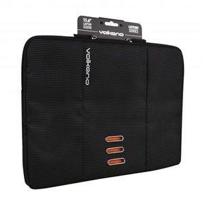 Sac pour ordinateur portable Latitude Series noir 14.17 po x 10.63 po x 0.79 po de Volkano