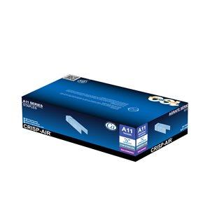 Agrafes à crampe en bande de 1/4 po x 3/8 po x 3/8 po à couronne étroite par Crisp-Air, pqt de 5000