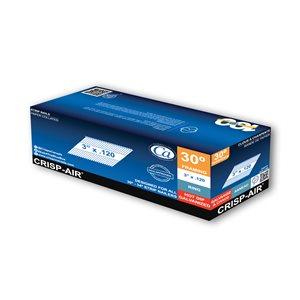 Clous de charpente en bande en acier galvanisé à chaud de 3 po et calibre de 0,120 par Crisp-Air, pqt de 1000