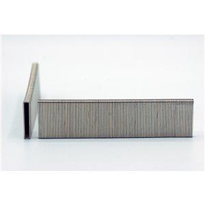Agrafes de finition en bande de 1 1/2 po x 1/4 po à couronne étroite et calibre 18 par Crisp-Air, pqt de 1000
