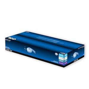 Clous à toiture en bande en acier électro-galvanisé de 1 1/4 po, calibre 120 et 15 degrés par Crisp-Air, pqt de 3600