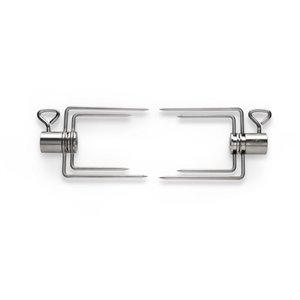 Napoleon Stainless Steel Rotisserie Forks