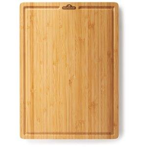 Napoleon 14.57-in x 10.63-in Bamboo Cutting Board