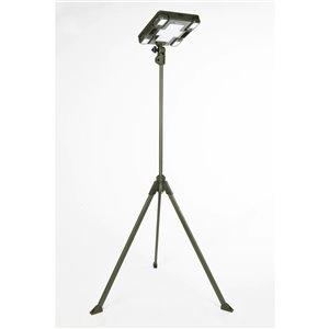 Tru De-Light 1100 Lumens LED Rechargeable Stand Work Light - 5-Pack