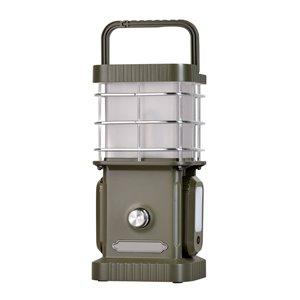 Lanterne de camping DEL rechargeable Buddy 600 lumens de Tru De-Light ( Batterie incluse )