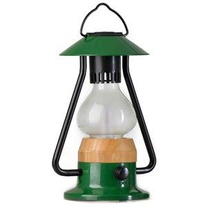 Lanterne de camping DEL rechargeable Romantico verte 240 lumens de Tru De-Light ( Batterie incluse )