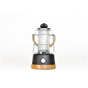 Lanterne de camping DEL rechargeable You&Me 250 lumens de Tru De-Light ( Batterie incluse )