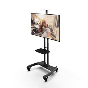 Support mobile ajustable MTM pour télévision de Kanto (matériel compris)