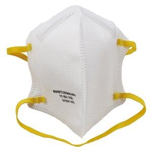 Makrite Sekura-N95 Disposable Medium/Large All-Purpose Safety Mask - 20-Pack