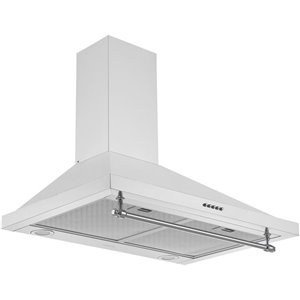 Ancona 30-in Convertible Stainless Steel Wall-Mounted Range Hood