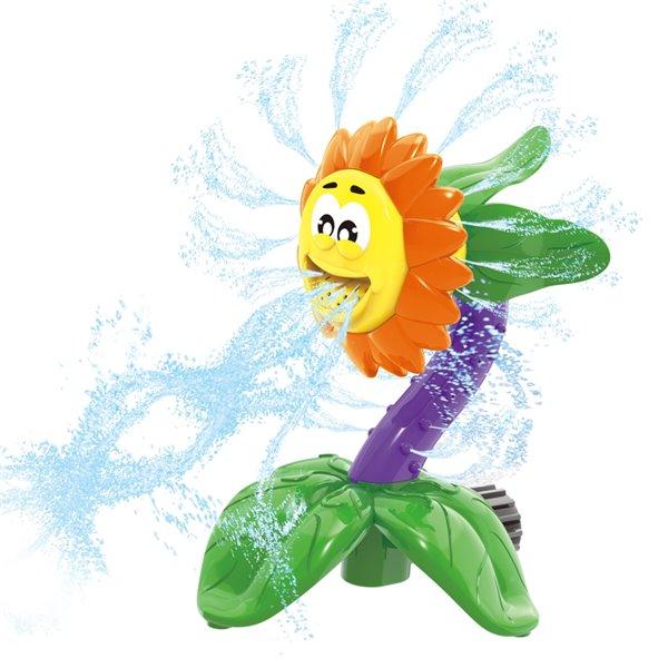 Arroseur gonflable géant en tournesol, 15pi², de Splash Buddies
