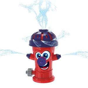 Arroseur gonflable géant en borne d'incendie, 15pi², de Splash Buddies
