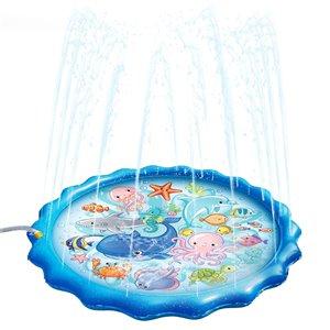 Tapis d'extérieur éclaboussant aquarium, 15pi², de Splash Buddies