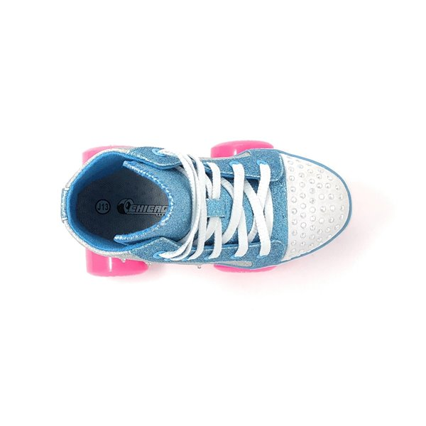 Fashion AllStar - Patins à roulettes, taille 1