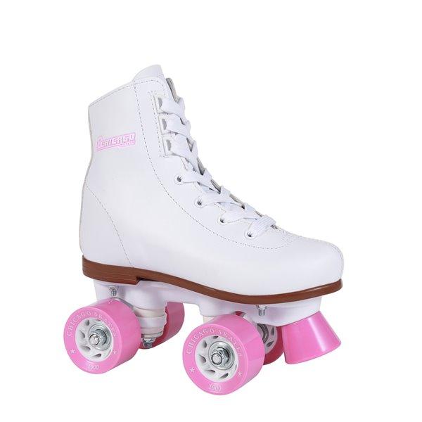 Chicago Skates – Patins de piste pour filles, taille 3