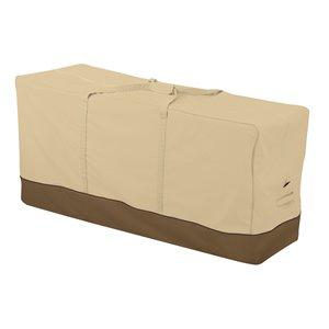 Classic Accessories Veranda Tan Polyester Patio Furniture Cover