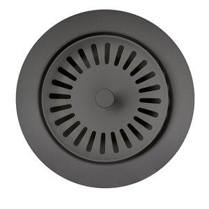 BLANCO 3.5-in Cinder Stainless Steel Rust Resistant Strainer Basket (Basket Included)