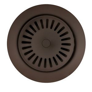 BLANCO 3.5-in Café Stainless Steel Rust Resistant Strainer Basket (Basket Included)