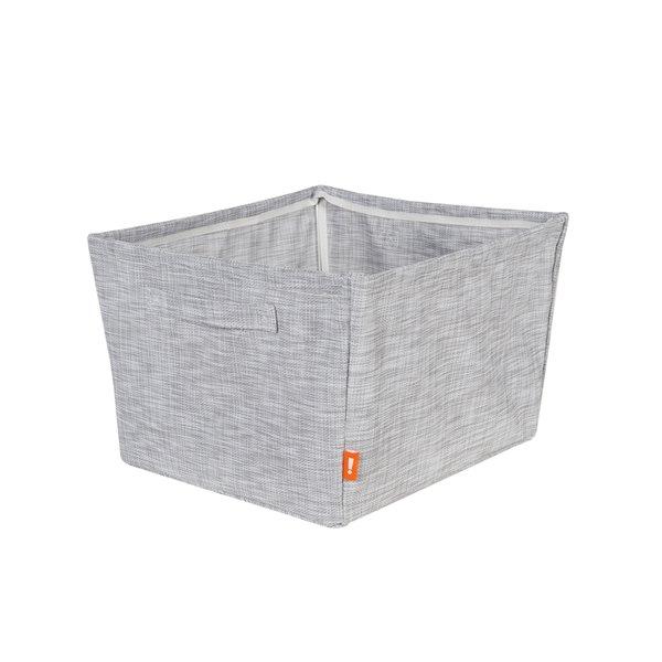 Grand panier de rangement en tissu de Neatfreak, 4 pièces