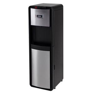 Distributeur d'eau chaude et froide avec système de filtration à deux étapes de PUR