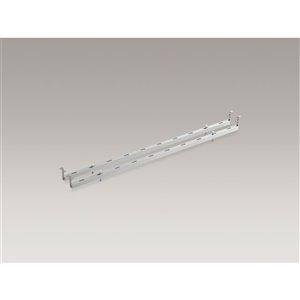 Cadre pour lavabo de salle de bain 1 pièce en aluminium de Kohler