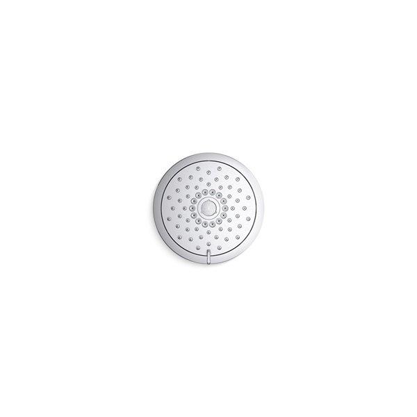 Pomme de douche en chrome poli à 3 jet de 2.5 GPM (9.5 LPM) Forte de Kohler