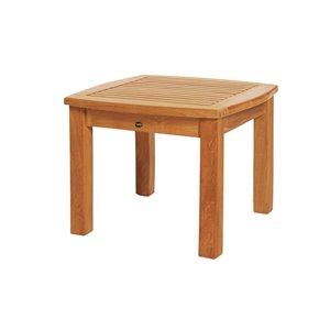 ARB Teak & Specialties Colorado Square Outdoor Coffee Table 23.5-in W x 23.5-in L