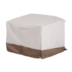 OutSunny Beige Furniture Cover Polyester Patio Furniture Cover