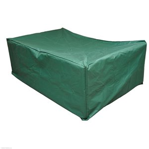 OutSunny Green Furniture Cover Polyester Patio Furniture Cover