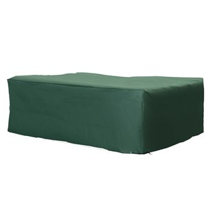 OutSunny Furniture Cover Green Polyester Patio Furniture Cover