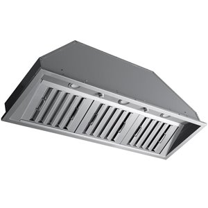 Ancona 46 In Ducted Stainless Steel Undercabinet Range Hood Insert