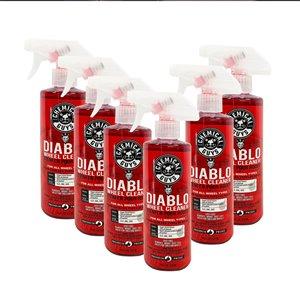 Nettoyant extérieur de voiture Diablo 16 onces liquides par Chemical Guys, paquet de 6