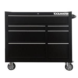 Armoire à outils en acier à 7 tiroirs 41 po l. x 40 h. par Toolmaster