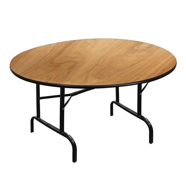 Pieds de table traditionnel en métal ( 28 po x 21 po ) par Toolmaster, paquet de 2