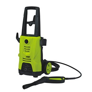 Hardware Machinery 1600 PSI 1.4 GPM Cold Water Electric Pressure Washer