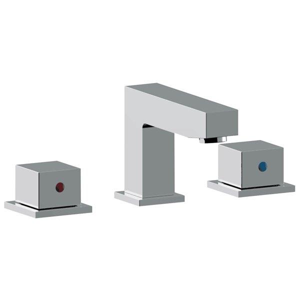 Ens. lavabo rectangulaire de American Imaginations, sous comptoir, céramique, biscuit, 14,35 po x 20,75 po