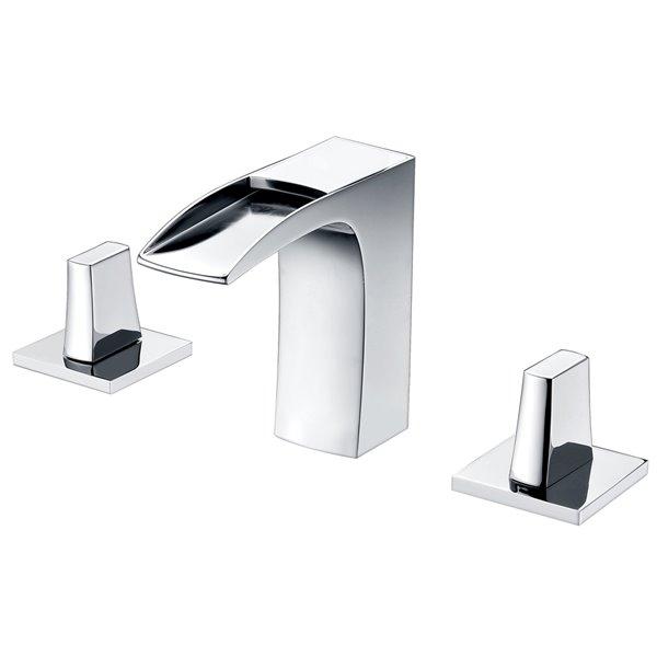 Ens. lavabo rectangulaire en céramique biscuit, 14,35 po x 20,75 po, sous comptoir, de American Imaginations