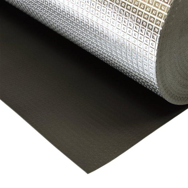 Sous-plancher haut de gamme LVT 600 pi², 1 mm de Comfortboost