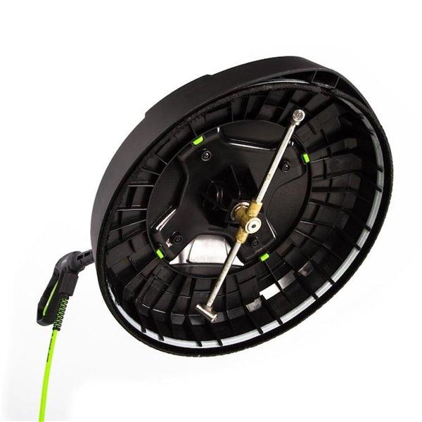 Nettoyeur de surface rotatif de 3 100 lb/po² Greenworks pour machine à pression électrique