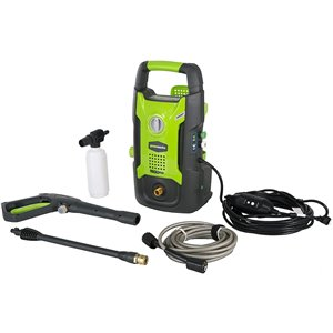 Greenworks 1600-psi 1.2-GPM Cold Water Electric Pressure Washer