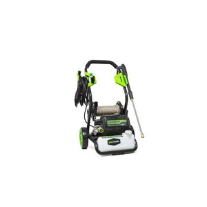 Greenworks GPW 2000-psi 1.2-GPM Cold Water Electric Pressure Washer