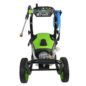Greenworks 2700-psi 2.3-GPM Cold Water Electric Pressure Washer