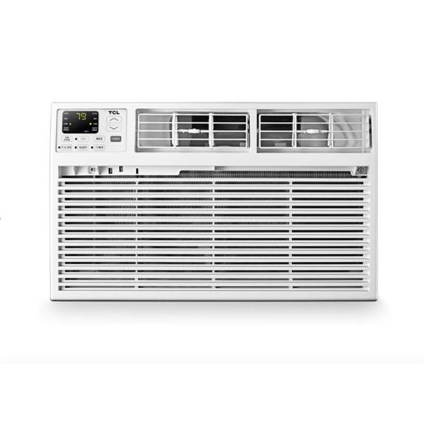 Climatiseur mural TCL blanc, de 12 000 BTU, 450 pi², 150 volts , certifié Energy Star