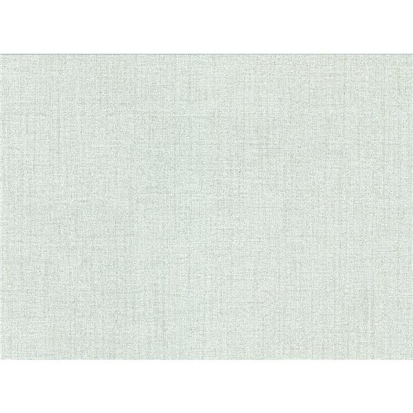 Papier peint abstrait texturé non tissé et non encollé Colicchio par Advantage, 57,8 pi², sauge