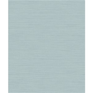 Papier peint abstrait non-tissé non encollé Zora de 57,8pi² par Advantage, bleu