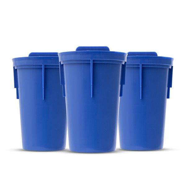 Santevia Mina 3-Pack Alkaline Water Pitcher Filter